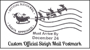 Official Sleigh Mail