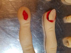 Frightening Fingers
