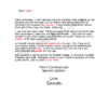 Letter from Santa Accomplishments Take Courage