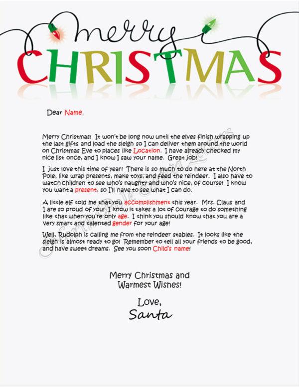 Merry Christmas Accomplishments Take Courage
