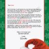 Santa's Hat Accomplishments Take Courage