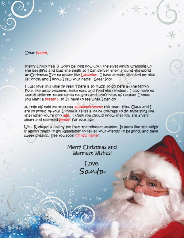 Santa's Wish Accomplishments Take Courage