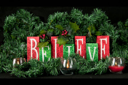 Believe in Santa Letters
