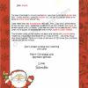 Waving Santa Checking My List