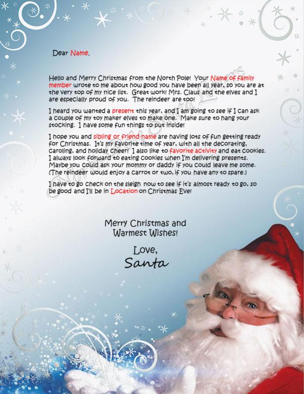 Santa's Wish Family and Activities