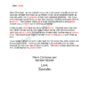 letter from Santa Family and Activities
