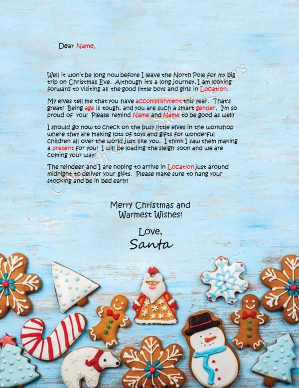 Christmas Cookies Heading Your Way