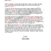 Rejoice and Celebrate Letter from Santa
