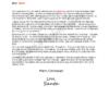 The Gift of God's Love Religious Letter from Santa