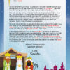 3 Kings The North Pole Letter from Santa