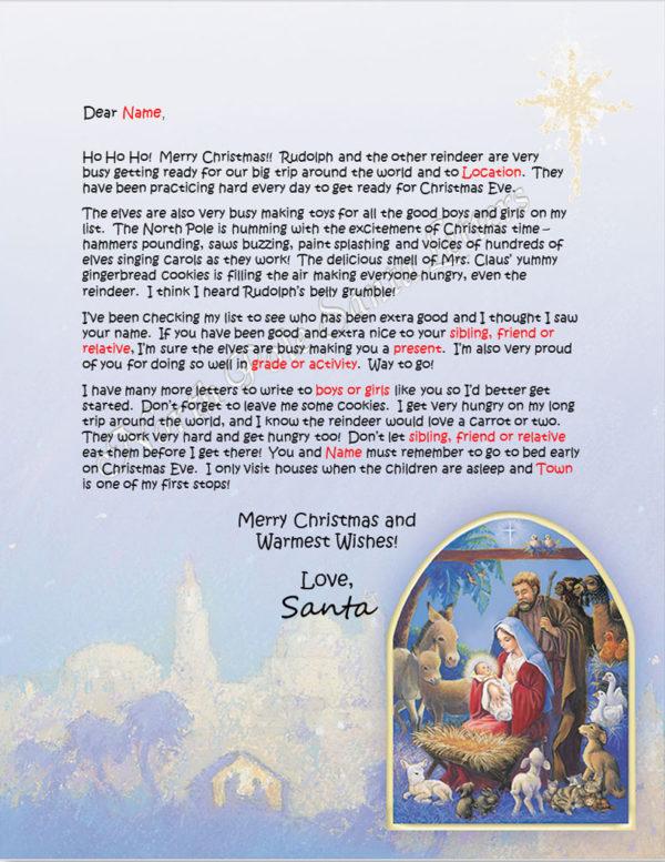 Bethlehem The North Pole