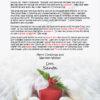 Santa's Gift the North Pole Letter