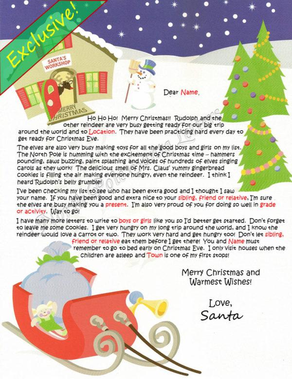 Santa's Workshop The North Pole