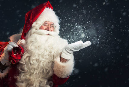 Who is Santa? Letters