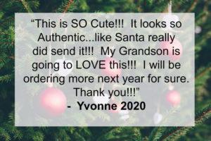 Testimonial 2020 Yvonne
