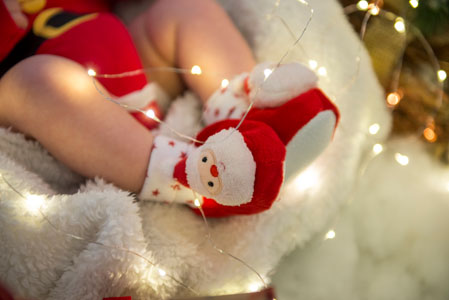 Baby's 1st Christmas Letters