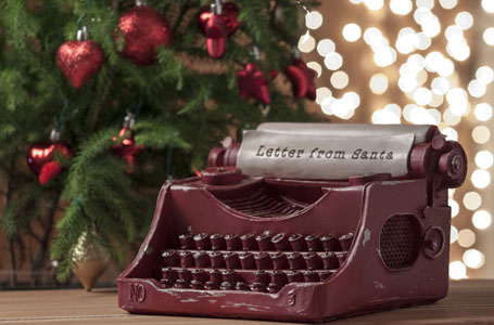 General Christmas Letters from Santa